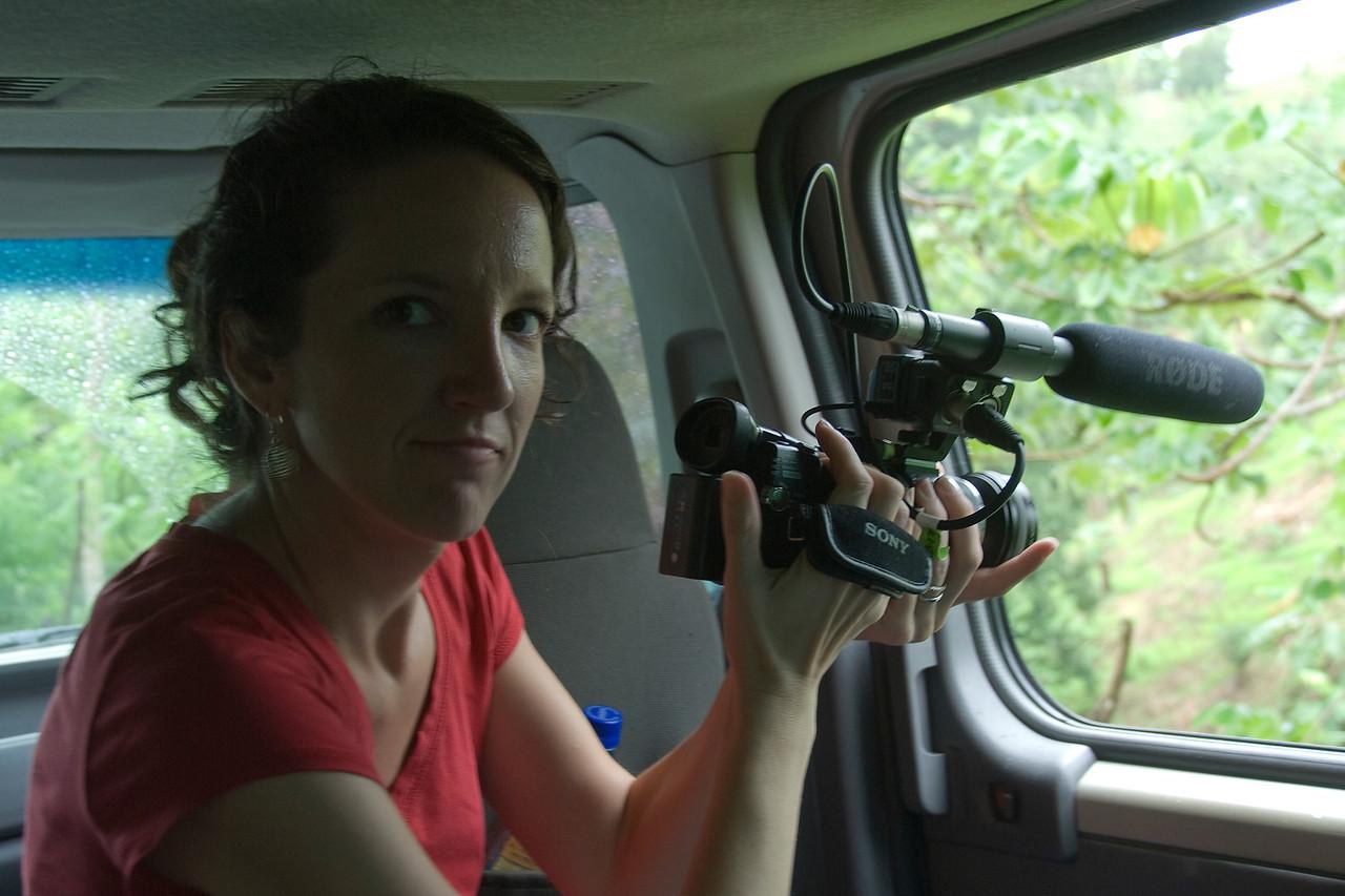 Shooting in Roatan, Honduras