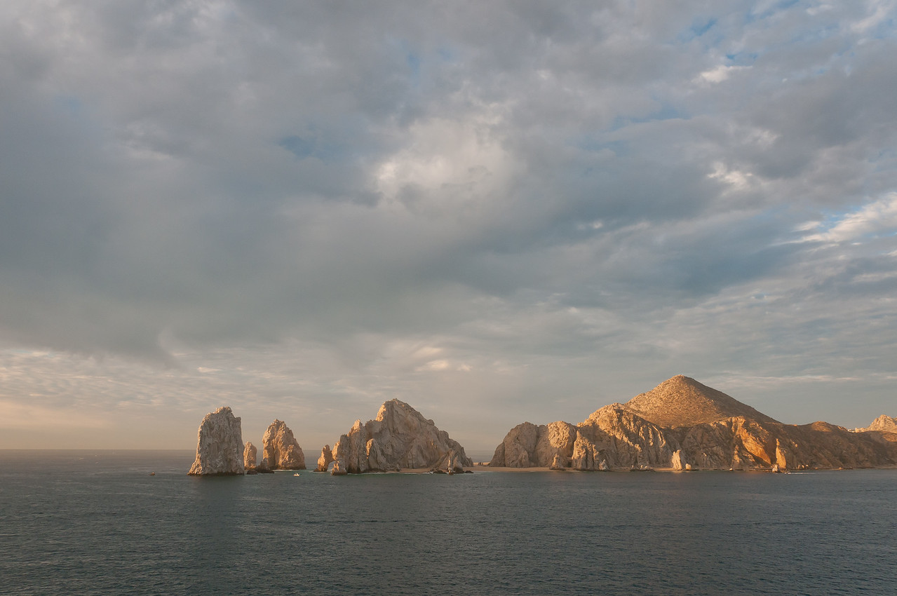 Land's End in Cabo San Lucas, Mexico