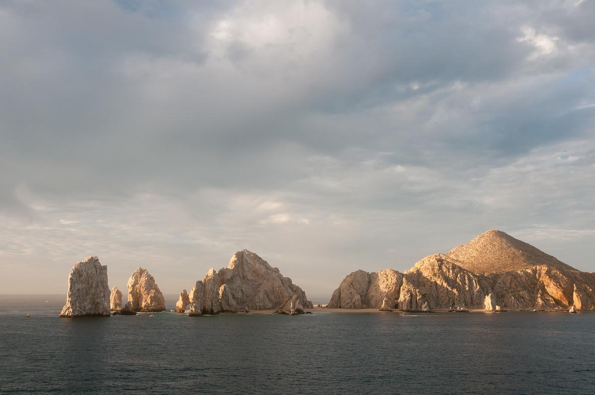 Land's End in Cabo San Lucas, Mexico