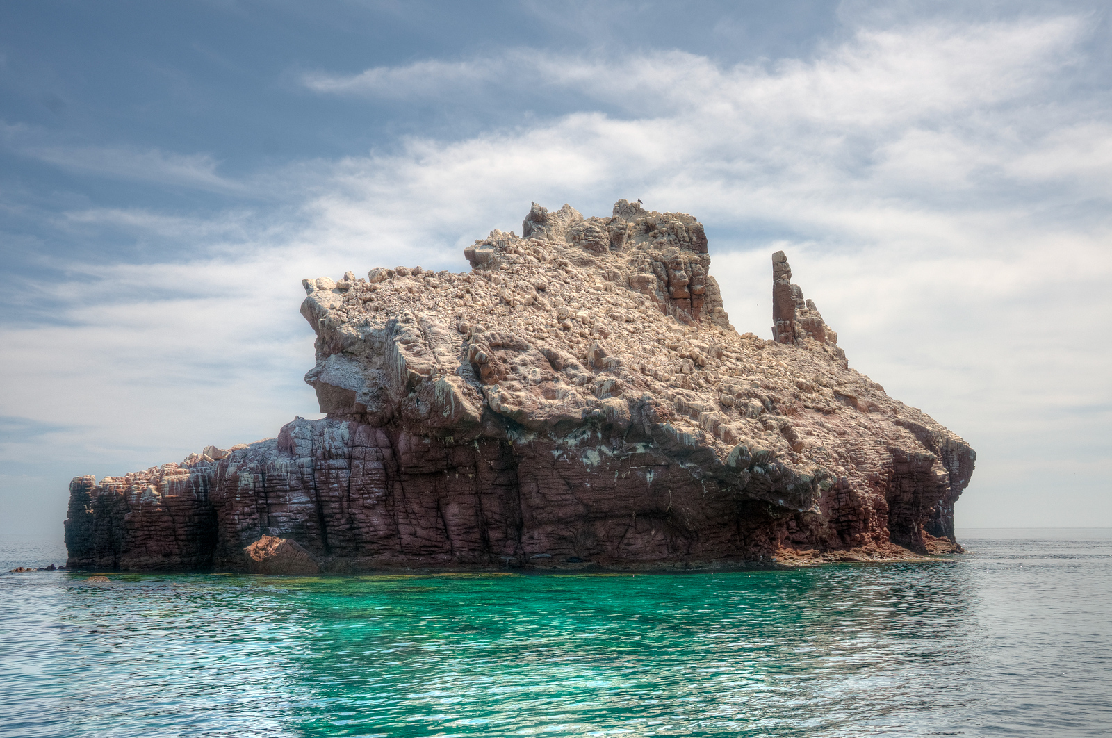 Islands and Protected Areas of the Gulf of California UNESCO World Heritage Site, Mexico
