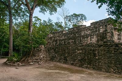 Mayan ruins at the Riviera, Mexico