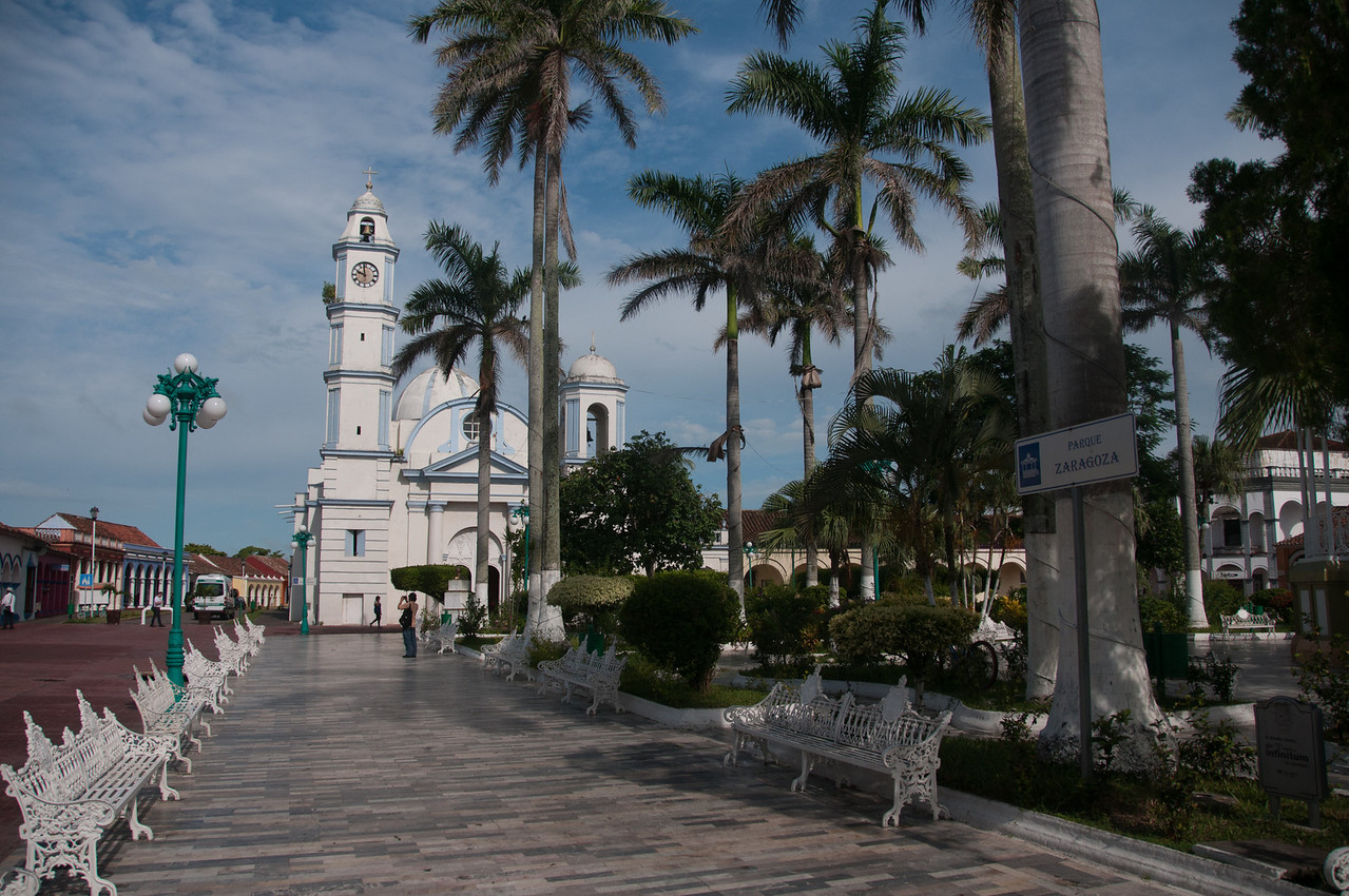 Historic Monuments Zone of Tlacotalpan