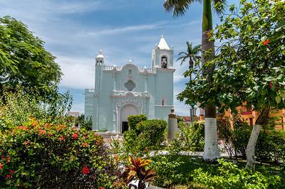 La Candelaria In Tlacotalpan, Veracruz