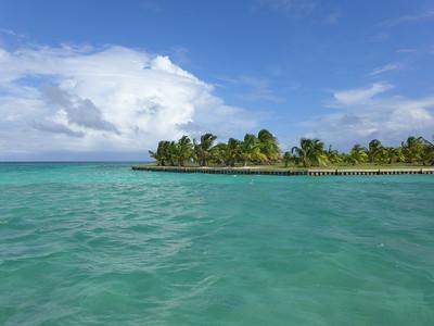 Belize: Insel