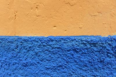 Rothko an der Aussenwand