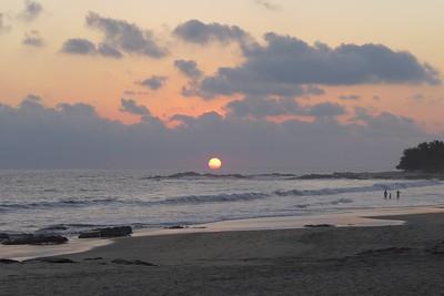 Minolta Sonnenuntergang (leider ohne Zoom)