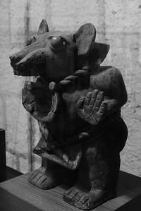 Zapotekten-Gott