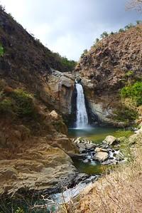 Wasserfall bei La Reforma