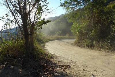 Zwischen Llano de León und La Reforma