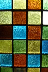 Fenster im Hotelzimmer