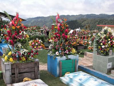 Dia de los Muertos: Zinacantan