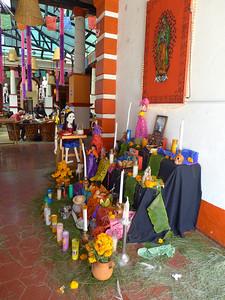 Dia de los Muertos San Cristòbal: Altar
