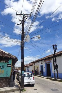 Stromnetz a la mexicana