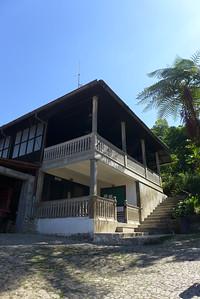 100jähriges Haus der Finca Peru Paris
