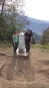 Grenze Mexiko-Guatemala