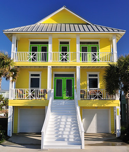 Lemon & Lime House