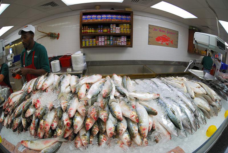 Joe Patti's Seafood Market  Pensacola, Florida