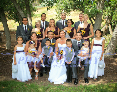 Meza Wedding - Wedding Party