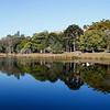 Lago no Parque das Águas