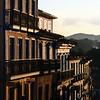 Casario na Rua Direita em Ouro Preto