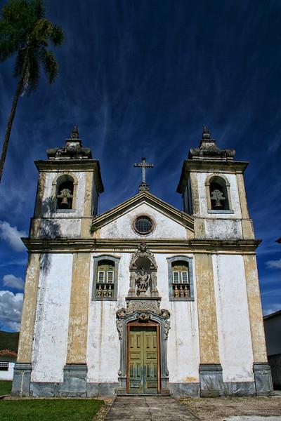 Igreja do Bom Jesus de Matozinhos (1778)