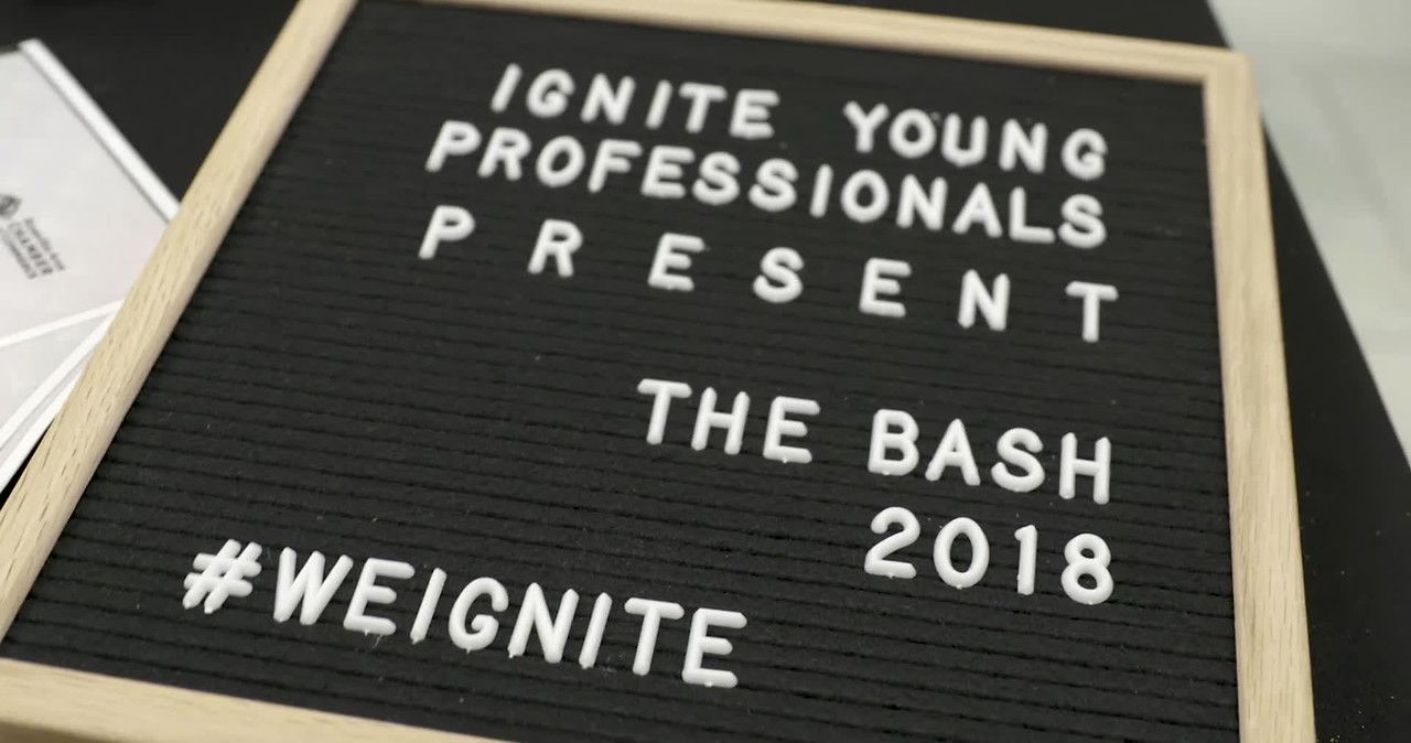 Ignite Young Professionals Roseville Bash 2018