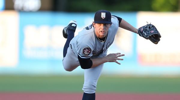 Drew Finley #27 (Sandy Tambone / MiLB.com)