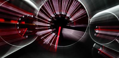 April 20 / Behind the wheel