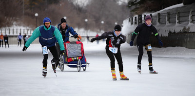 February 5 / Race on the canal