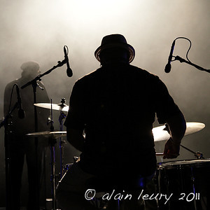 August 12 / Calabogie Blues & Ribfest 2011 Johnny Max Band