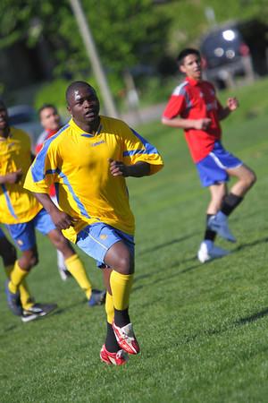 5-13 / African Festival Soccer
