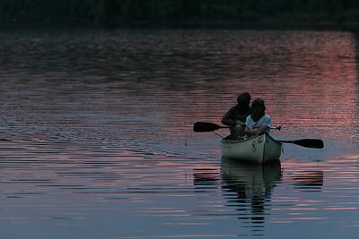 5-25 / Memories of Head Lake Algonquin Park 2010