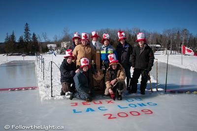 Jeux du lac Long 2009