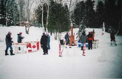 Jeux du lac Long 2008