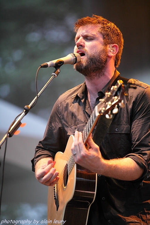Ian Kelly Ottawa Bluesfest 2011