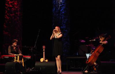 Ontario Pop 2009 - Shenkman Center Orléans Ontario Andrea Lindsay