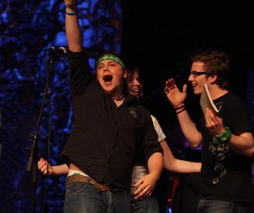 Akoufèn yoo hoo! Ontario Pop 2009 - Shenkman Center Orléans Ontario