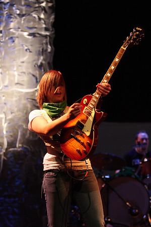Kim Lachance Akoufèn Ontario Pop 2009 - Shenkman Center Orléans Ontario