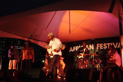 2009 Ottawa African Festival - Victoria Island Kilimanjaro Band