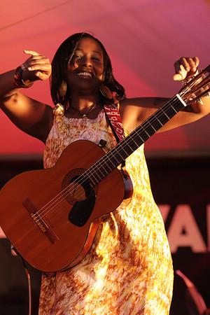2009 Ottawa African Festival - Victoria Island Empress Nyiringango Nina