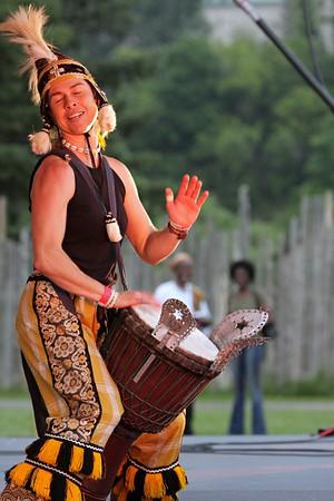 2009 Ottawa African Festival - Victoria Island Cobra du Mandingue-Guinea