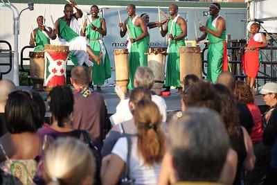 6-17 / Burundi Drummers Festival Franco Ontarien