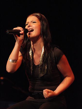 Lindsay Foley Ontario Pop 2009 - Shenkman Center Orléans Ontario