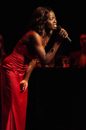 Ontario Pop 2009 - Shenkman Center Orléans Ontario Rose Ekosso