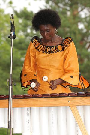2009 Ottawa African Festival - Victoria Island Rufaro Marimba Band Zimbababwe