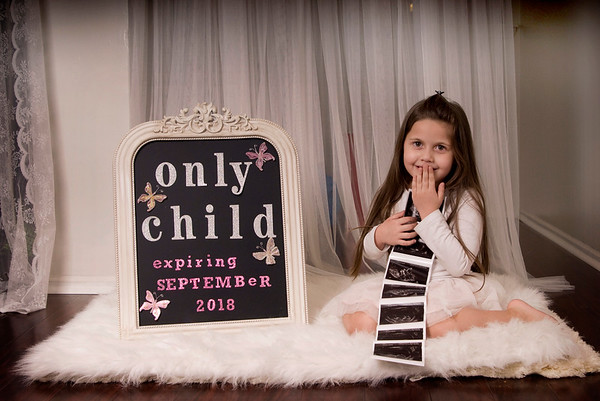 Mia {Big Sister Announcement}