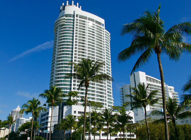 Hotel Fontainebleau, Miami Beach, FL