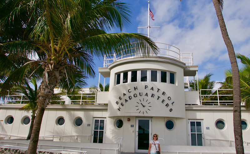 Art Deco, Miami Beach, FL