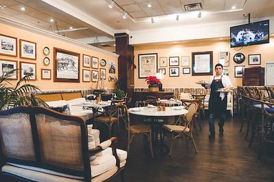 Peacock Garden Café - Coconut Grove, Lounge