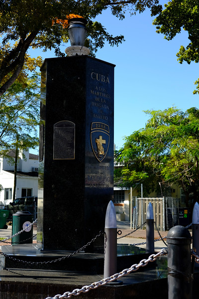 Bay of Pigs Monument